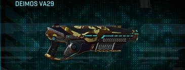 India scrub shotgun deimos va29