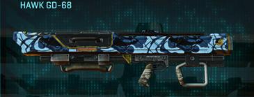 Nc alpha squad rocket launcher hawk gd-68