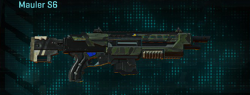 Amerish scrub shotgun mauler s6