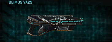 Snow aspen forest shotgun deimos va29