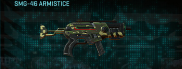 Temperate forest smg smg-46 armistice