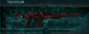 Tr loyal soldier assault rifle t1s cycler