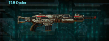 Arid forest assault rifle t1b cycler