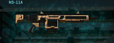Indar canyons v1 assault rifle ns-11a