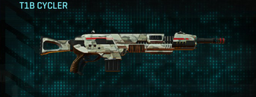 Indar dry ocean assault rifle t1b cycler