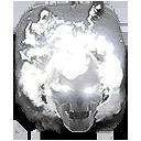 Skull Blanc NS Helmet