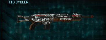 Snow aspen forest assault rifle t1b cycler