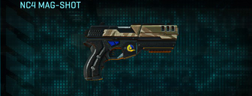 Indar dunes pistol nc4 mag-shot
