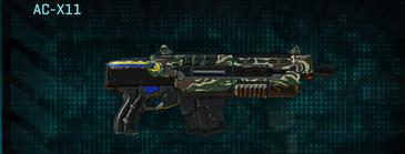 Scrub forest carbine ac-x11