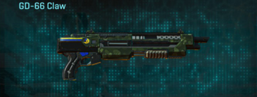 Amerish grassland shotgun gd-66 claw
