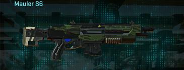 Amerish leaf shotgun mauler s6
