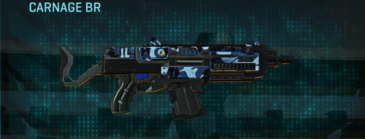 Nc alpha squad assault rifle carnage br