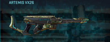 Pine forest scout rifle artemis vx26