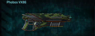 Amerish forest shotgun phobos vx86