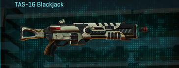 California scrub shotgun tas-16 blackjack