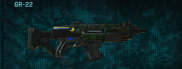 Clover assault rifle gr-22
