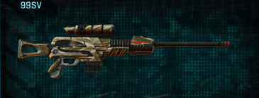 Indar dunes sniper rifle 99sv