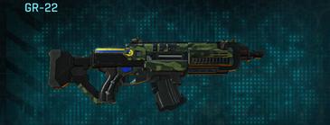 Amerish forest assault rifle gr-22