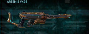 Indar plateau scout rifle artemis vx26