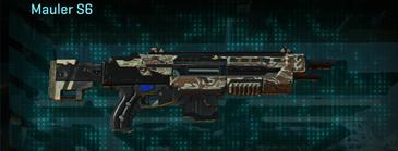 Arid forest shotgun mauler s6