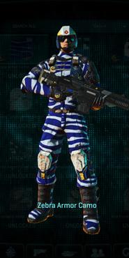 Nc zebra combat medic