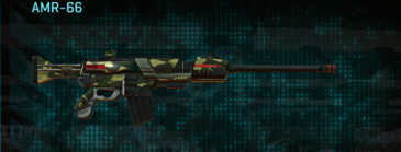 Temperate forest battle rifle amr-66