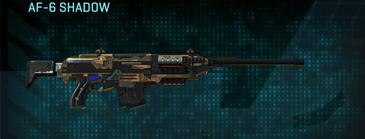 Indar plateau scout rifle af-6 shadow