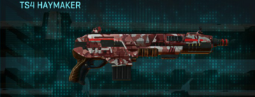 Tr urban forest shotgun ts4 haymaker