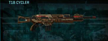 Indar rock assault rifle t1b cycler
