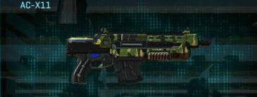 Jungle forest carbine ac-x11
