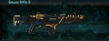 Giraffe assault rifle gauss rifle s