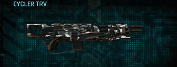 Indar dry brush assault rifle cycler trv