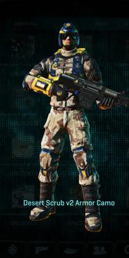 Nc desert scrub v2 engineer