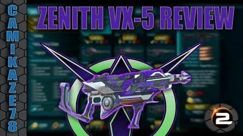 Zenith VX-5 review by CAMIKAZE78 (2014.05