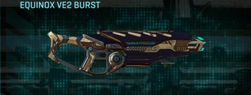 Indar scrub assault rifle equinox ve2 burst