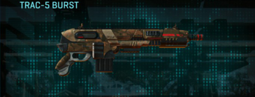 Indar rock carbine trac-5 burst