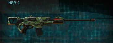 Amerish forest scout rifle hsr-1