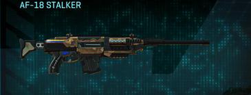 Indar plateau scout rifle af-18 stalker