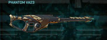 Indar scrub sniper rifle phantom va23