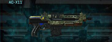 Pine forest carbine ac-x11