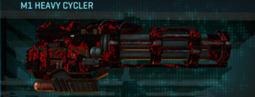 Tr loyal soldier max m1 heavy cycler