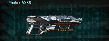 Esamir ice shotgun phobos vx86