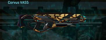 Giraffe assault rifle corvus va55