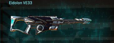 Esamir ice battle rifle eidolon ve33