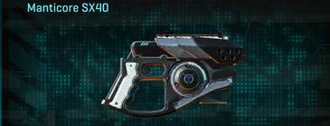 Esamir ice pistol manticore sx40