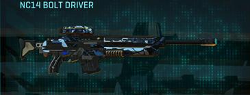 Nc alpha squad sniper rifle nc14 bolt driver