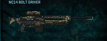 Scrub forest sniper rifle nc14 bolt driver
