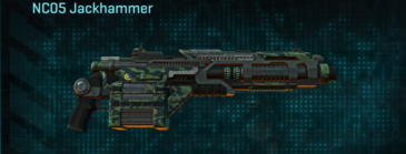 Amerish forest heavy gun nc05 jackhammer
