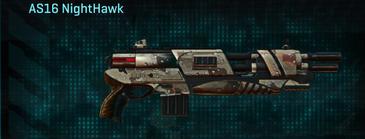 Desert scrub v2 shotgun as16 nighthawk