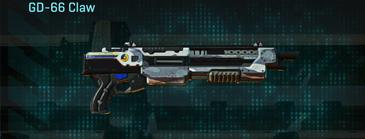 Esamir ice shotgun gd-66 claw